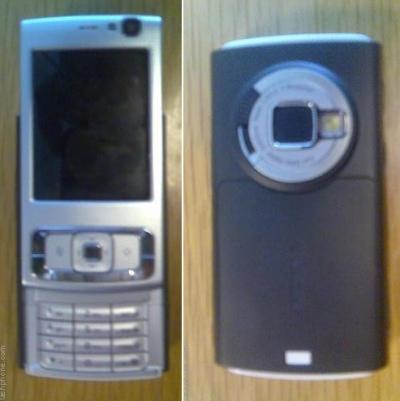 Nokia Serie De Otro N83 N La