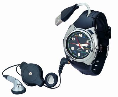 Reloj MP3