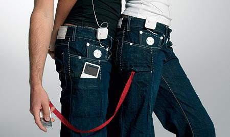 Levi's + iPod