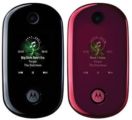 Motorola U9, el nuevo PEBL