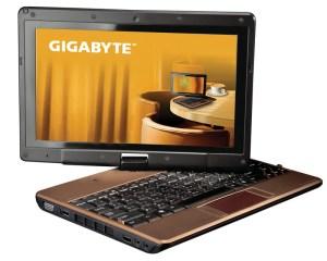 Gigabyte T1028M TouchNote