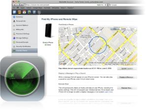 Find My iPhone solo esta disponible con una suscripción de pago