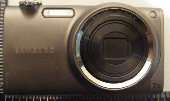 Samsung ST5500 frontal