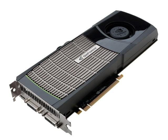 NVIDIA GeForce GTX480