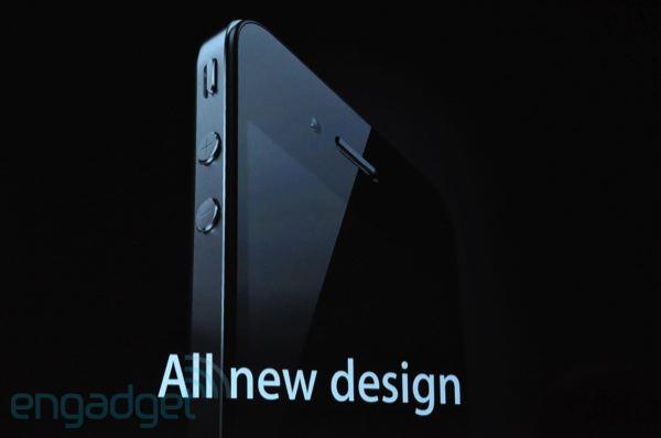 iPhone 4 iPhone 4, el más delgado del mercado