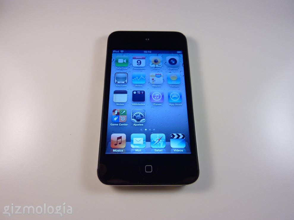 Hipertextual Labs: iPod Touch de cuarta generación con FaceTime y ...