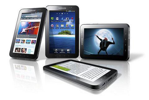 samsung galaxy tab Vodafone vender� la Samsung Galaxy Tab en Espa�a