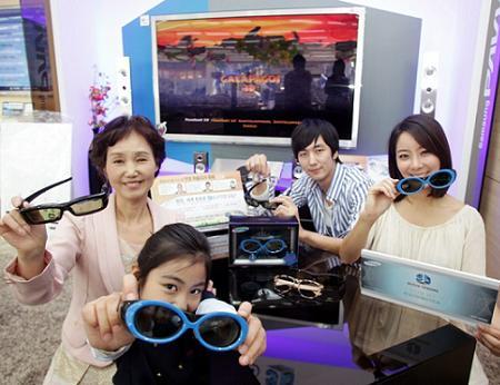 136363b36e Samsung lanza gafas 3D graduadas, pensando en tu miopía