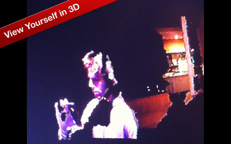 Kinect 3D Viewer ya está disponible en la Mac App Store