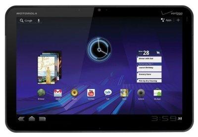 Motorola Xoom con Ubuntu