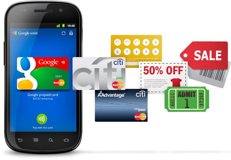 Google Wallet Importantes problemas de seguridad en Google Wallet