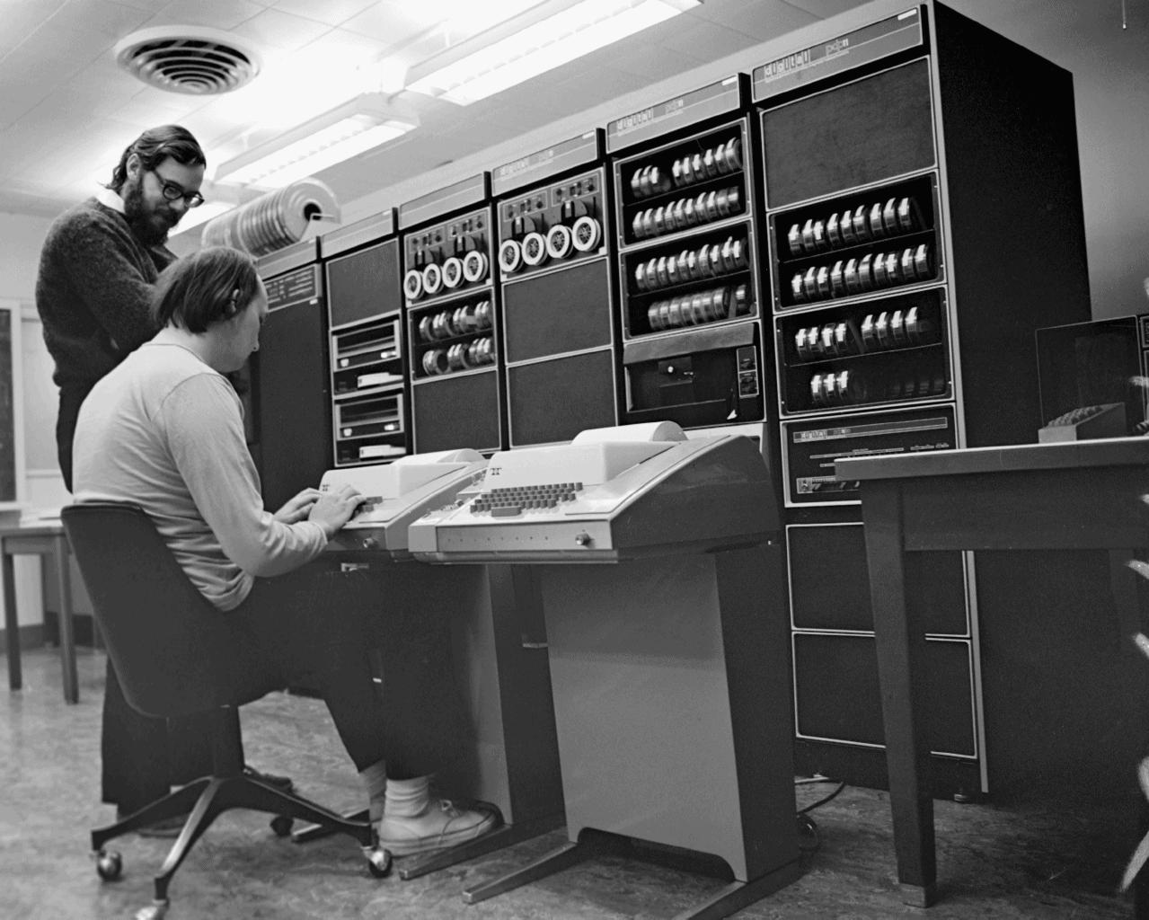 Historia del Software: Dennis Ritchie
