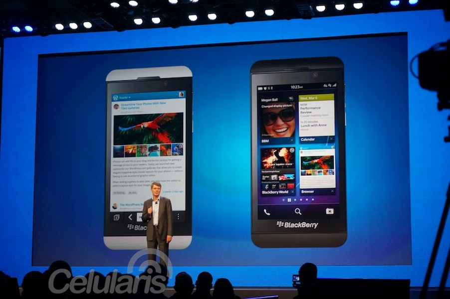 BlackBerry Z10, primeros detalles sobre su disponibilidad global