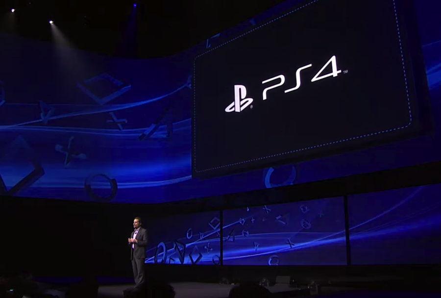 anuncio sobre PlayStation 4