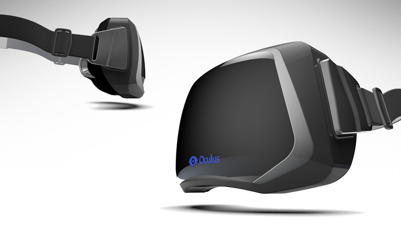 Conoce los componentes del Oculus Rift