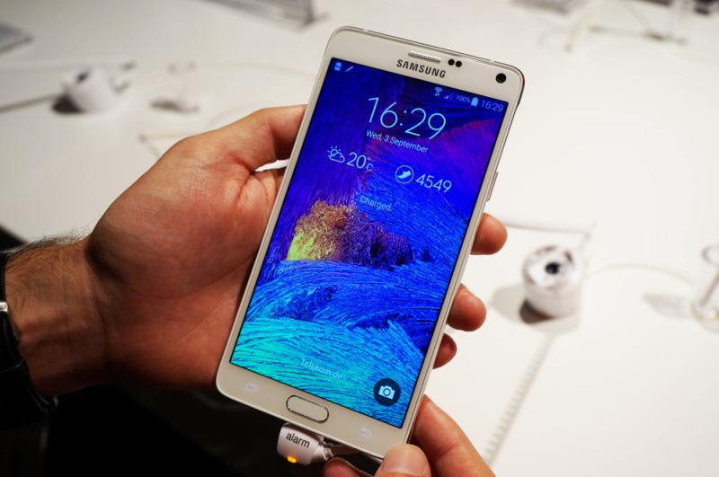 Samsung Galaxy Note 4 14