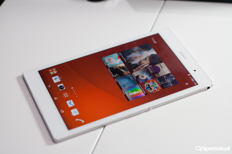 Sony Xperia Z3 Tablet Compact 004