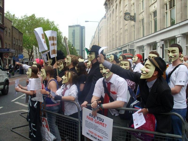 Anonymous_Protest lulz