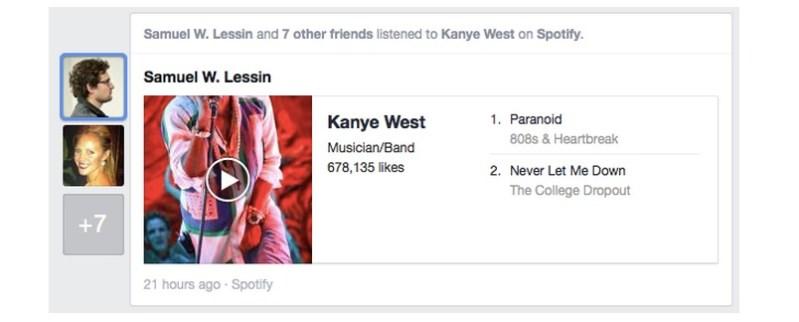 Así es el nuevo diseño de Facebook