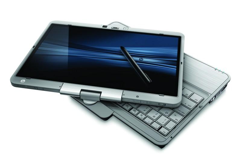 HP 2740 tablet PC - 5 tecnologías que fracasaron estrepitosamente al llegar al mercado