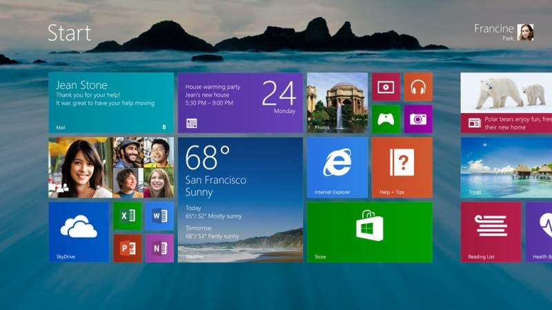 antalla de Inicio en Windows 8.1 (2)