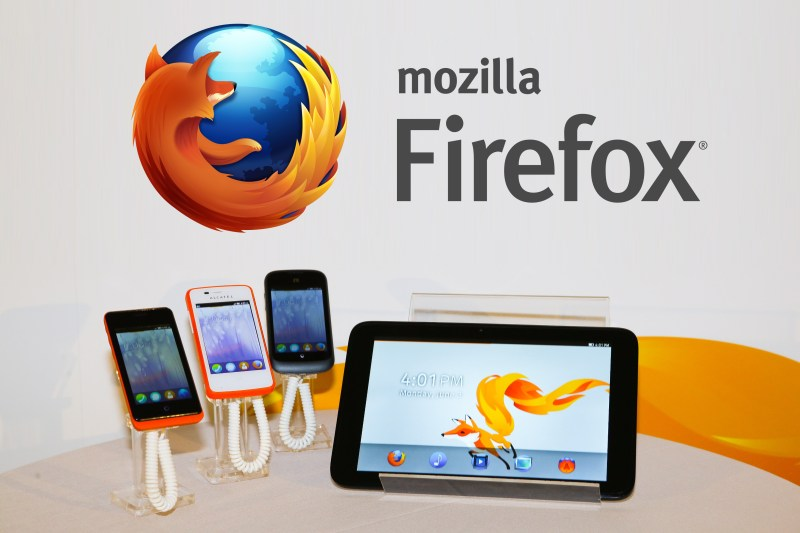 open source para 2014 Firefox OS