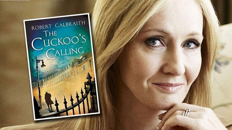 La estilometría desvela a Rowling como autora de A Cuckoo's Calling