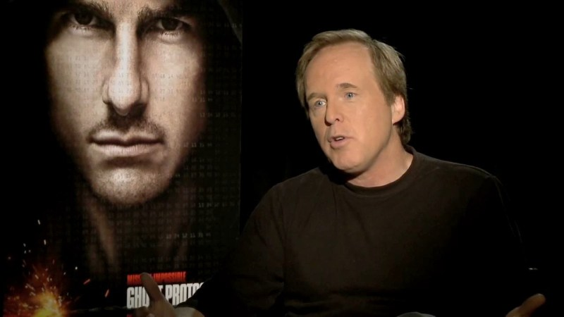 Retrospectiva de Mission Impossible Brad Bird