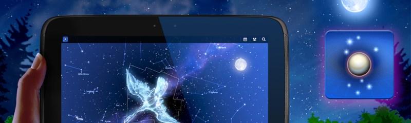aplicaciones de astronomía
