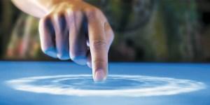 convertir cualquier superficie en pantalla táctil