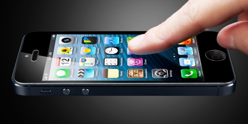 Resistencia de la pantalla zafiro del iPhone 6