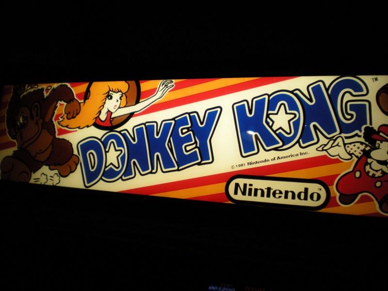 Donkey Kong - Arcades de Leyenda (1)