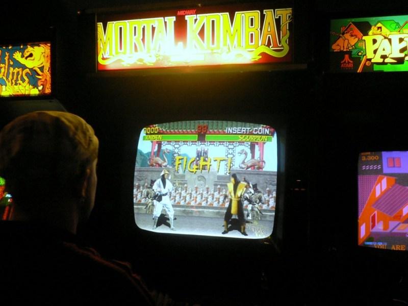 Mortal Kombat - arcades de leyenda