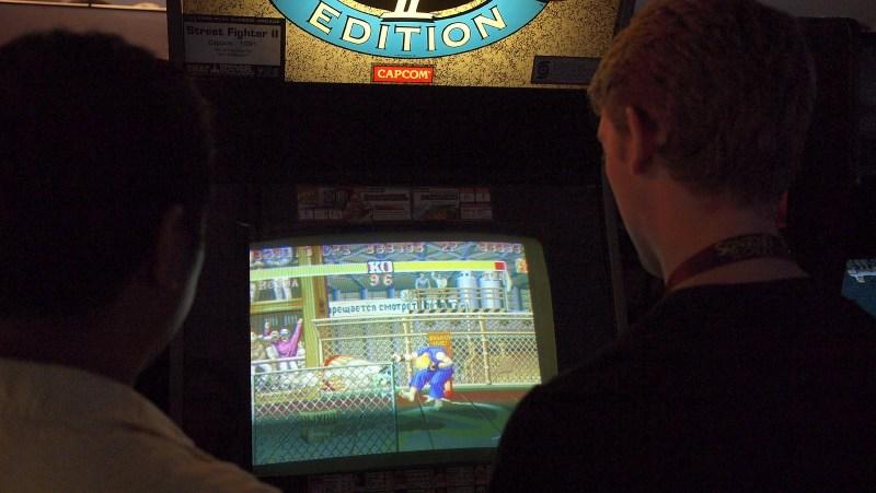 Street Fighter II - Arcades de leyenda