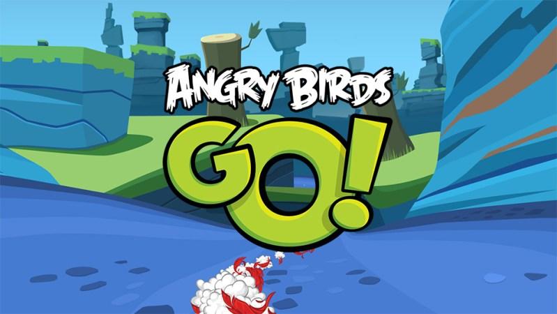 Apple ideas angry birds go as es el nuevo juego de carreras de rovio la franquicia de juegos angry birds de rovio an tiene mucho ms que ofrecer ms all del tradicional modo de juego de lanzar aves con resorteras para solutioingenieria Choice Image