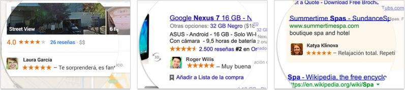 condiciones de servicio Google