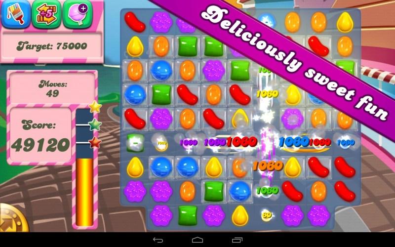 Candy Crush Saga (2)