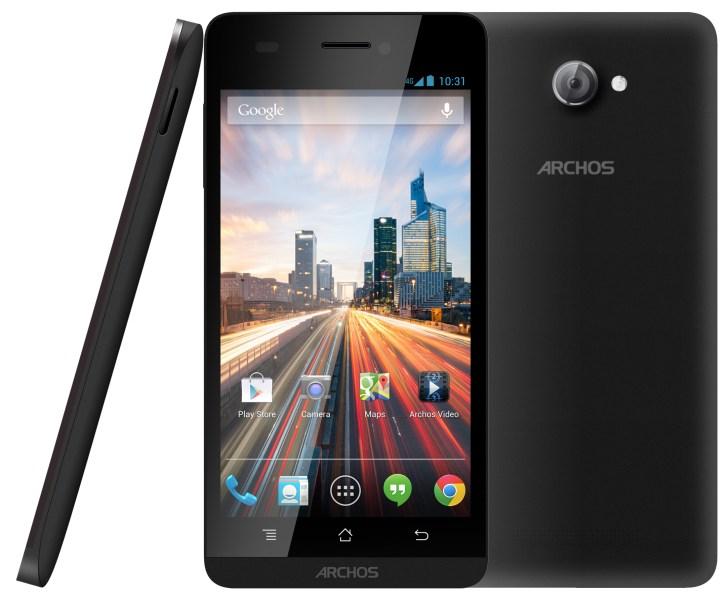Archos terminal android - ¿Es 2014 el año de los dispositivos con stock Android?