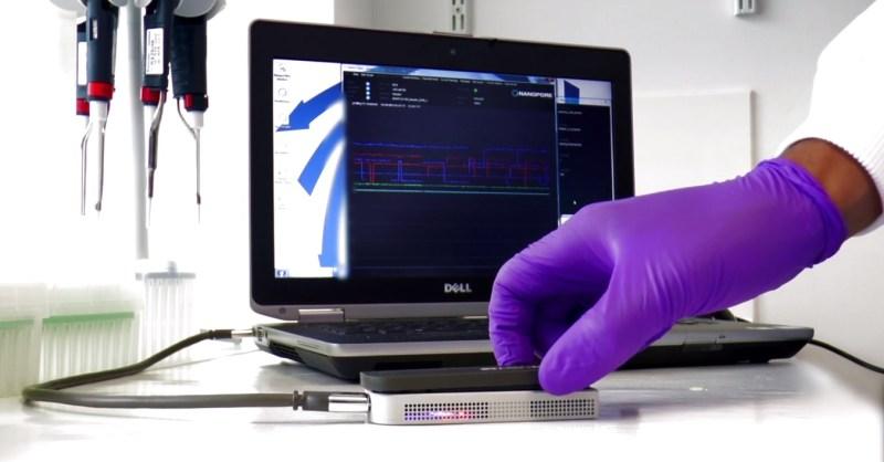 secuenciación de ADN