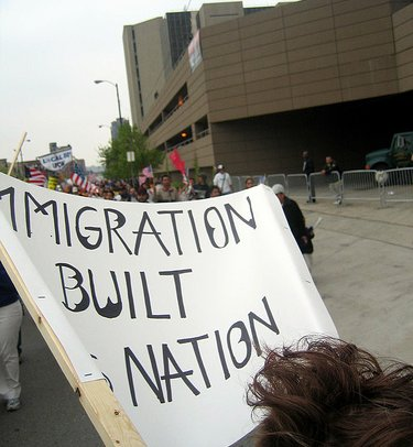 Inmigration Built Nation