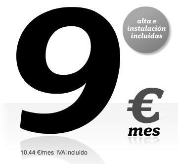 .NUMEROS CORRELATIVOS... Ono-9-euros