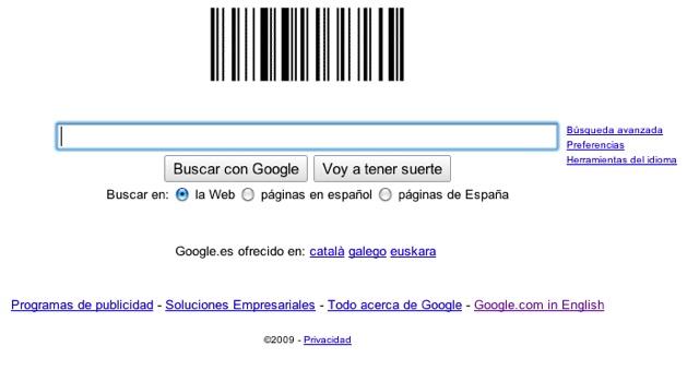 Codigos De Barras Gratis. sencillo código de barras.