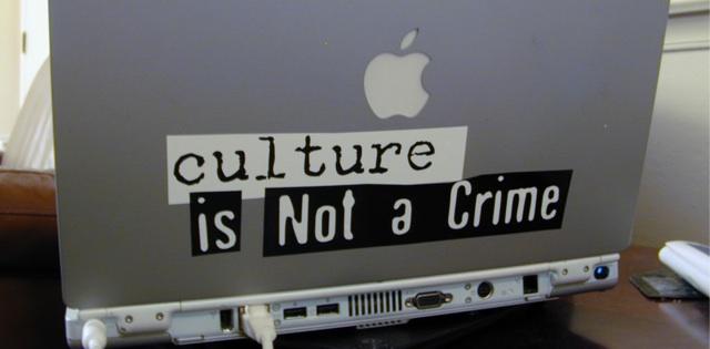 La cultura no es un crimen