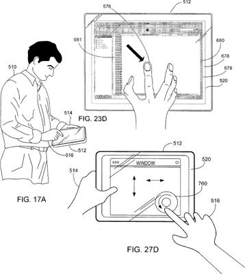 Patente Apple Tablet