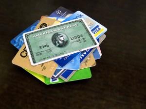 Tarjetas de crédito de la actualidad