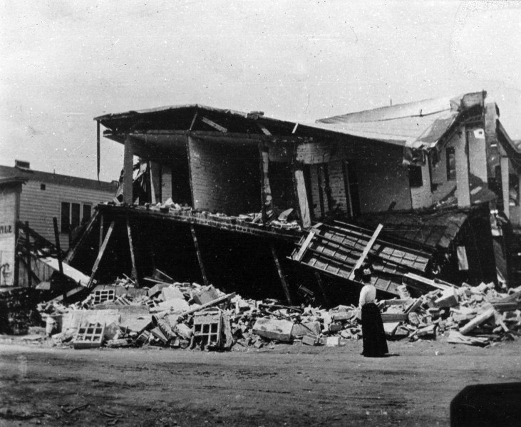 Earthquake - Terremoto