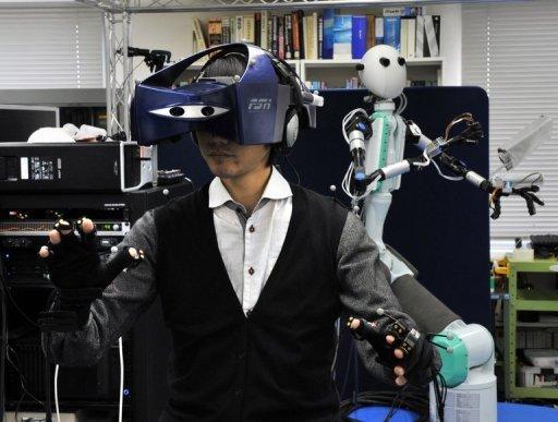 Robot Avatar 2