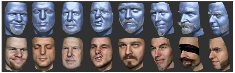 Disney Research Modelo 3D