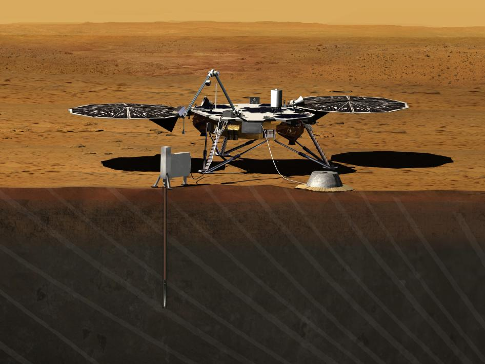 NASA mision Insight