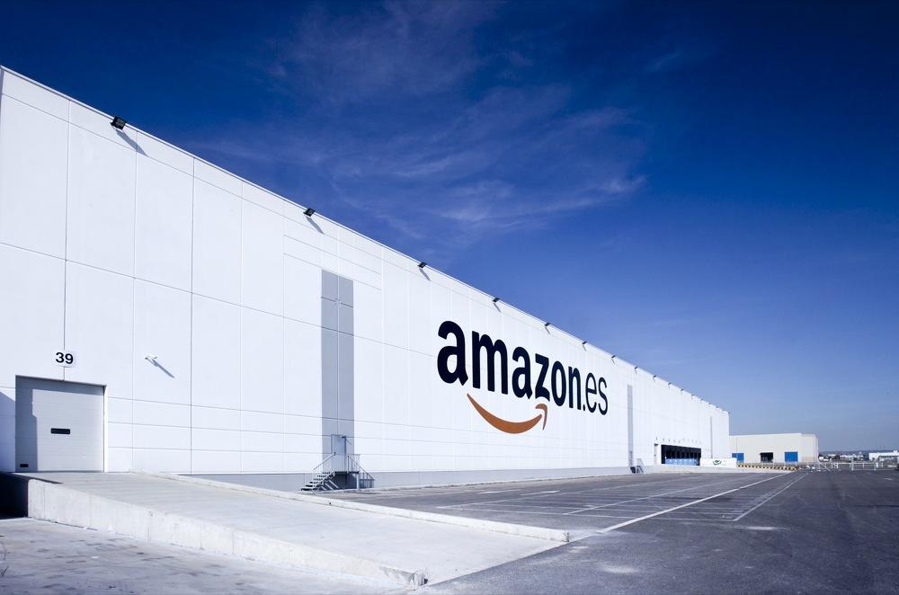 Amazon Centro Logístico en San Fernando de Henares